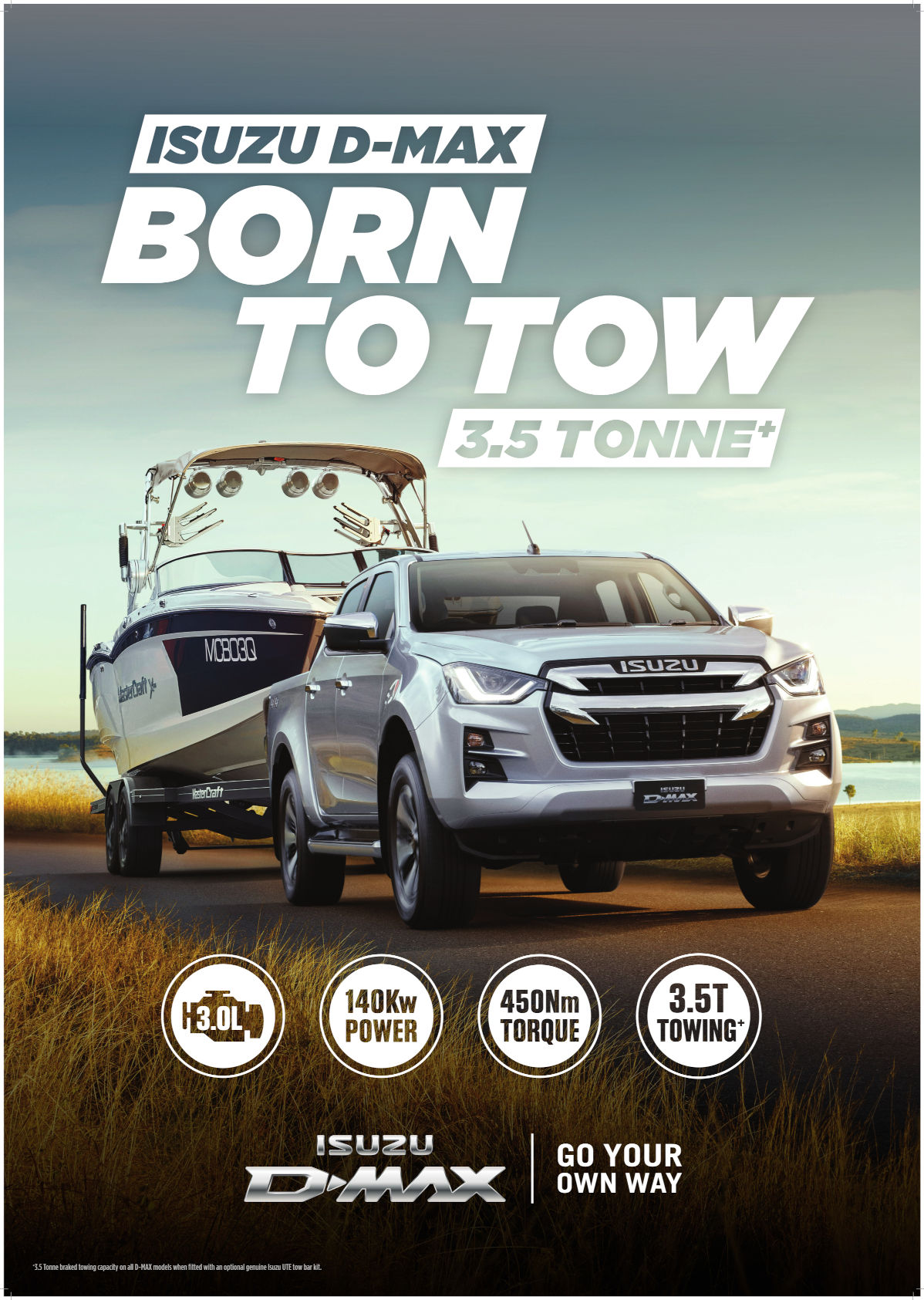 Born to Tow